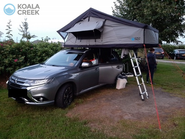Koala Creek Teide Dachzelt auf SUV