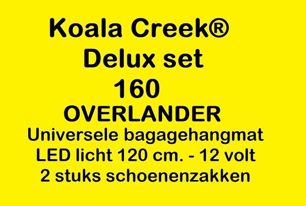 Deluxset 160 overlander