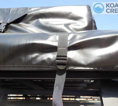 Koala Creek Explorer Awning cover strap and buckle