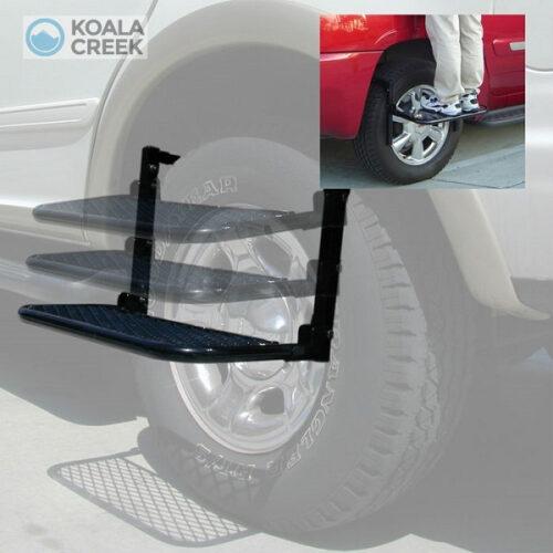 Koala Creek tire step up 2
