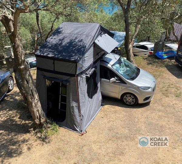 Koala Creek teide daktent met ondertent