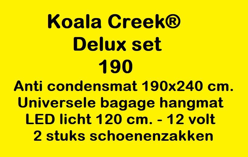 Koala Creek Delux set 190